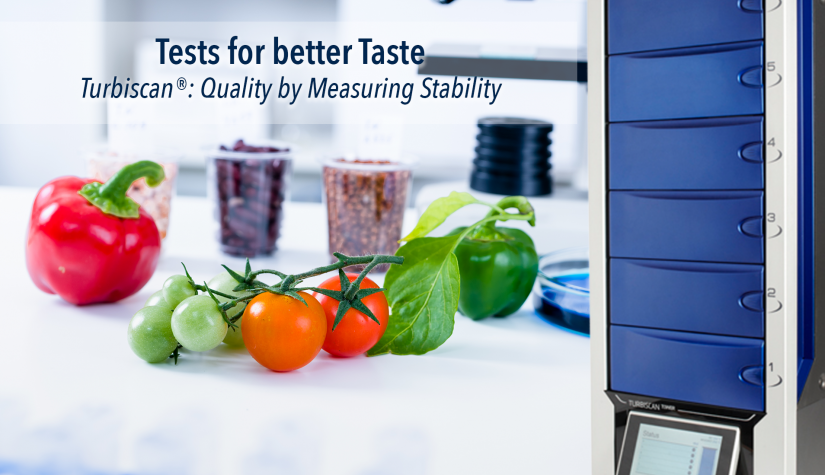Food stability analysis