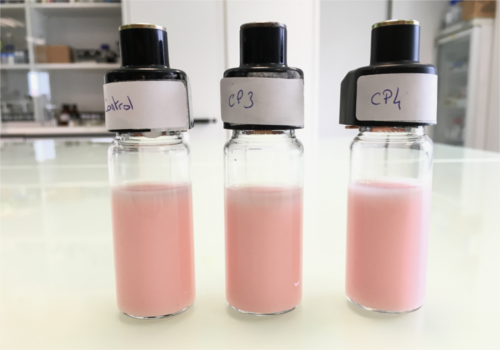 Formulaction Turbiscan LAB samples