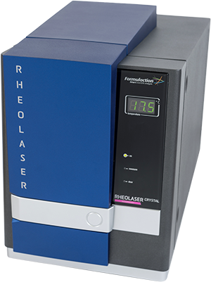 Rheolaser Crystal - Thermal analysis and ageing